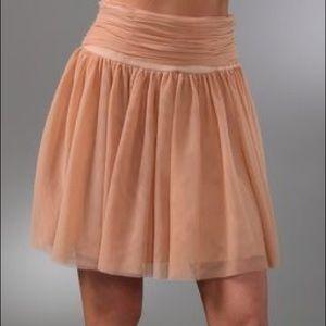 CLUB MONACO OLGA TULLE Full Skirt